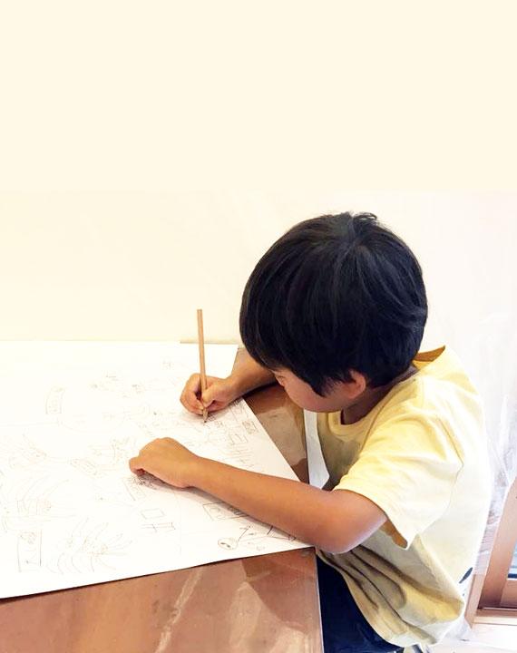 子どもから大人までアートで元気 Tuttiの画像